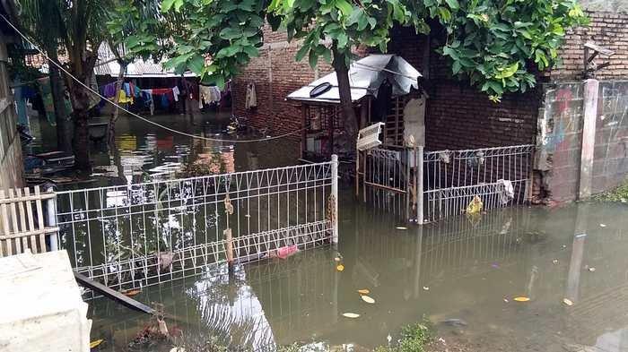 UPDATE Semanan Jadi Wilayah Terakhir yang Bebas Banjir di Jakarta, Ini Penjelasannya