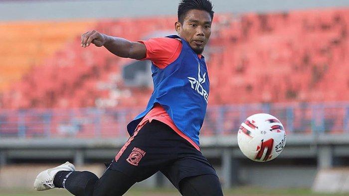 Wildansyah Bek Borneo FC Samarinda Diperpanjang Lagi Kontraknya Selama Setahun Bersama Pesut Etam