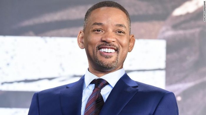 Will Smith Nyanyikan Lagu Tema Piala Dunia 2018