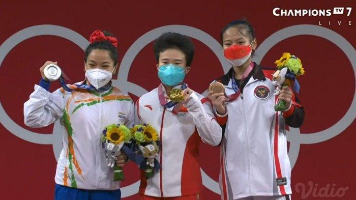 Zainudin Amali: Menkominfo Johnny G Plate Akan Beri Bonus Atlet Indoneaia Peraih Medali di Olimpiade