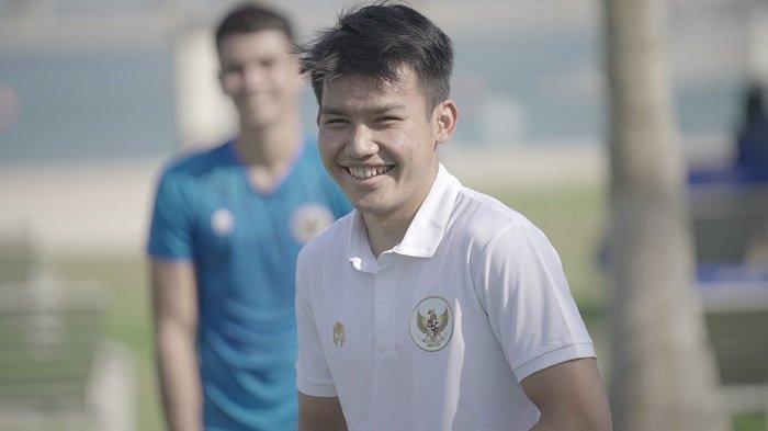 Winger FK Radnik Surdulica Witan Sulaeman Telah Bergabung dalam Pemusatan Latihan Timnas di Dubai