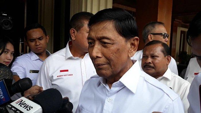 Digantikan Mahfud MD, Wiranto: Masa Mau Lima Kali Jadi Menteri?