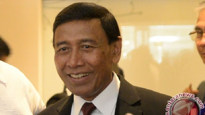 Wiranto Jamin Ribut-ribut Soal Senjata Tak Ganggu Keamanan Nasional