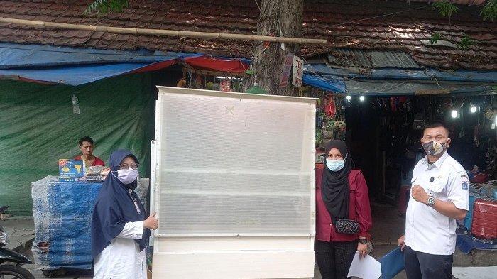 27 Pengusaha Binaan JakPreneur Jakarta Utara Dapat Bantuan Gerobak