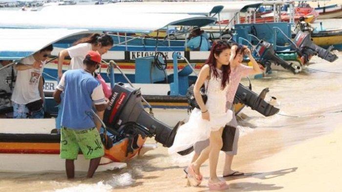 Kemenpar Bantah Pasar Wisata Asal China Tidak Menguntungkan