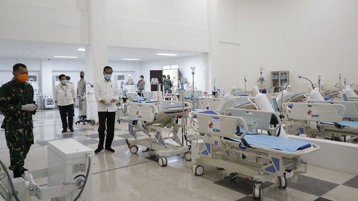 Selama Pandemi Virus Corona, Wisma Atlet Sudah Merawat Pasien Positif Virus Corona 16.501 Orang