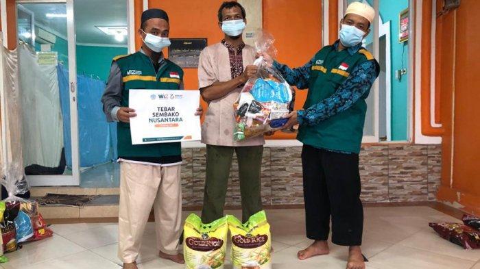 Tim relawan Wiz Jakarta telah menyalurkan titipan tersebut dan bisa diterima dengan baik oleh para penerima manfaat.