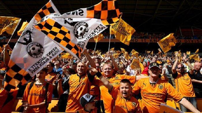 Fan Wolverhampton Wanderers Ini Dilarang Nonton Bola Selama Tiga Tahun