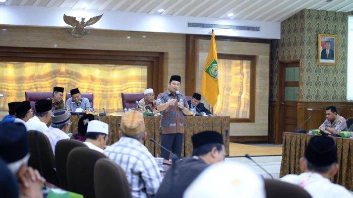 Wali Kota Tangerang Ajak Pengurus Masjid Redam Kenakalan Remaja