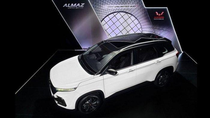 Wuling Almaz Limited Edition