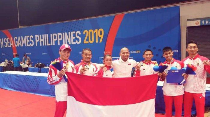 MENGAPA Perolehan Medali Indonesia Bisa Disalip Thailand dan Vietnam, Ini Jawabannya