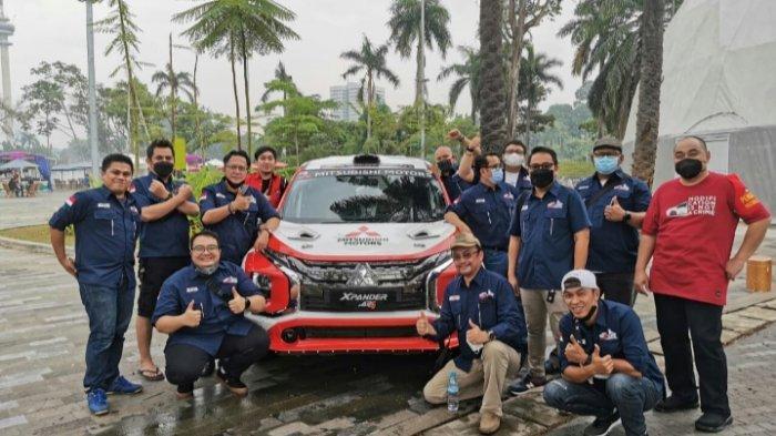 X-MOC Tangerang Raya Berpartisipasi di Halal Bihalal Eid Mubarak Edition