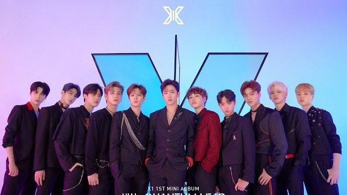Kata Polisi Ada 3 Anggota X1 Seharusnya Tidak Lolos Debut di Final Produce X 101