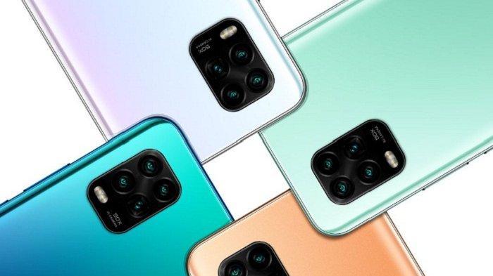 Resmi, Xiaomi Mi 10 Youth 5G Meluncur dengan Lensa Kamera Periskop, Harga Rp 4 Jutaan