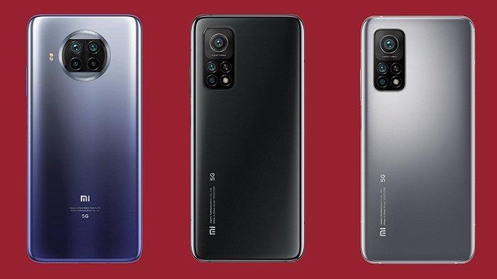 Mulai Rp 4,8 Juta, Xiaomi Mi 10T, 10T Pro, dan 10T Lite Resmi Meluncur, Ini Spesifikasinya