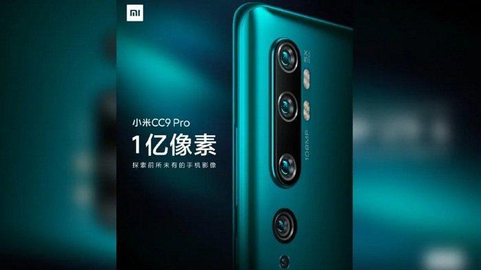 Baru Meluncur, Skor Kamera Xiaomi Mi CC9 Pro Samai Huawei Mate 30 Pro, Skor Videonya Lebih Unggul