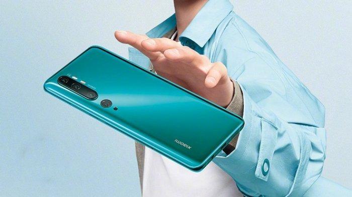Xiaomi Mi Note 10, Smartphone 108 MP Penta Camera Pertama di Dunia, Berikut Bocoran Spesifikasinya