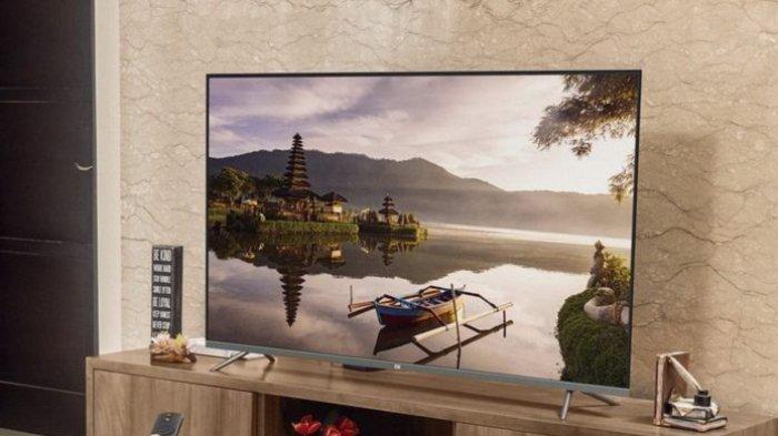 Mulai Rp 2 Jutaan, Smart TV Xiaomi Mi TV 4 Bezel-less dengan Bezel Tipis plus Deretan Keunggulannya