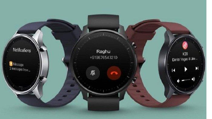 Harga Rp 1 Jutaan, Jam Tangan Pintar Xiaomi Mi Watch Revolve Tahan 16 Hari, Ini Spesifikasinya