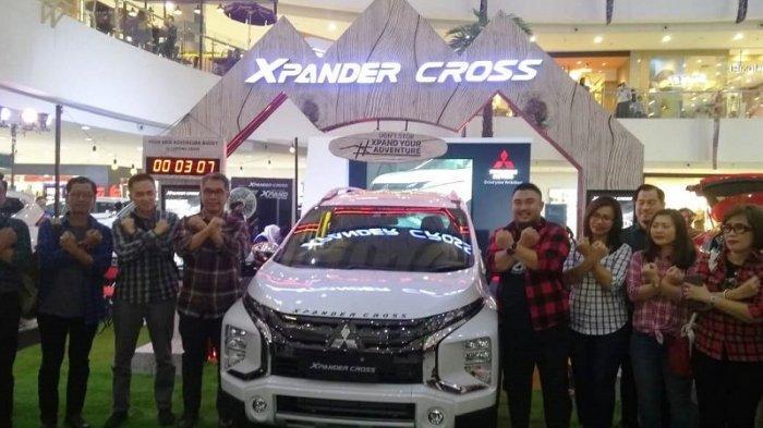 Mitsubishi Xpander Cross, Interior Makin Berkelas, Siap Petualang Bersama Keluarga