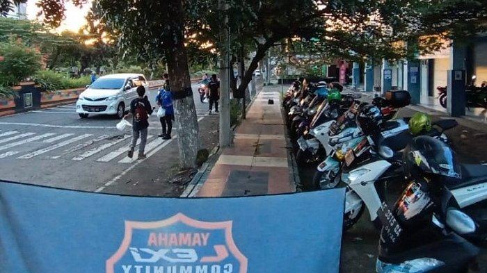 Komunitas Yamaha Lexi Community Indonesia Gelar Ramadhan Berbagi Berkah di Sejumlah Daerah