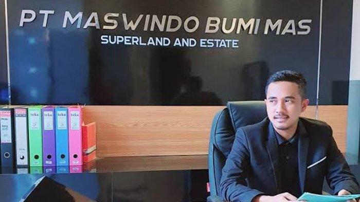 Tinggalkan Dunia Entertainment, Aswin Yanuar Sukses di Bisnis Properti