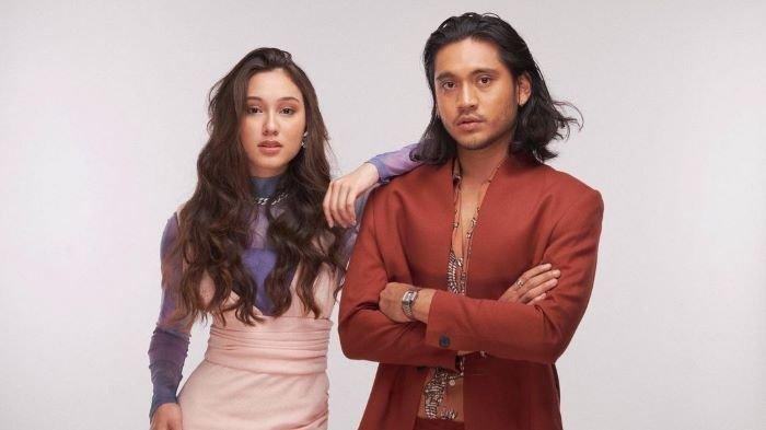 Kemesraan Yasmin Napper dan Giorgino Abraham di sinetron Love Story The Series kerap membuat baper para penontonnya.