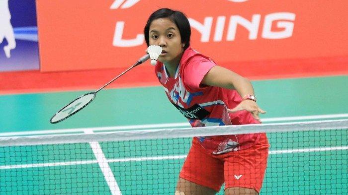 Tunggal Putri Indonesia Angkat Kaki dari Kejuaraan Dunia Junior