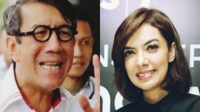 Najwa Shihab Sampaikan Kabar Buruk Buat Napi Korupsi dan Minta Jokowi Titip Salam ke Yasonna Laoly
