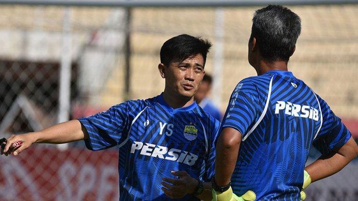 Yaya Sunarya, pelatih fisik Persib mengatakan pemain tetap menjalankan program latihan mandiri yang selama ini sudah rutin dilakukan.