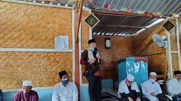 Amirul Ummah Letakkan Batu Pertama Pembangunan Masjid Al-Faruq Melalui Program Umat Bangun Masjid