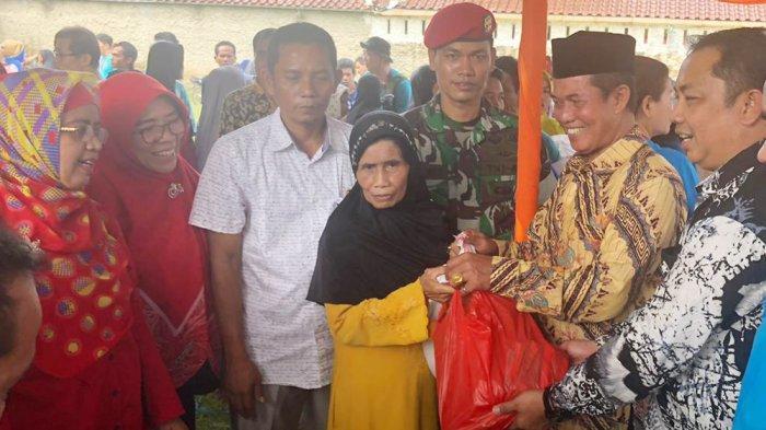 Bakti Sosial Yayasan Dhammasukha Indonesia Disambut Antusias Ribuan Warga