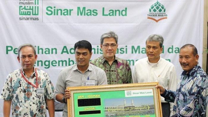 Yayasan Muslim Sinar Mas Beri Pelatihan Manajemen Masjid