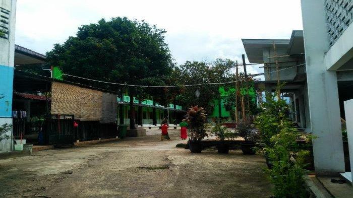 Suasana Yayasan Panti Asuhan Yatim Piatu Al Amanah, Bedahan, Sawangan, Kota Depok