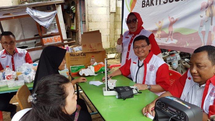 Yayasan Raden Gelar Aksi Peduli Kesehatan Korban Banjir