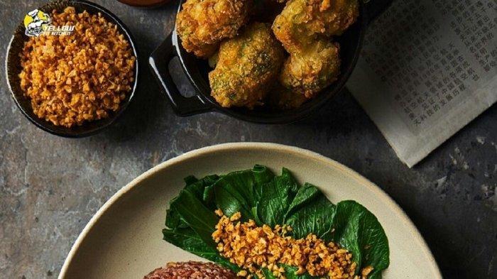 Menu diet sehat Yellow Fit Kitchen