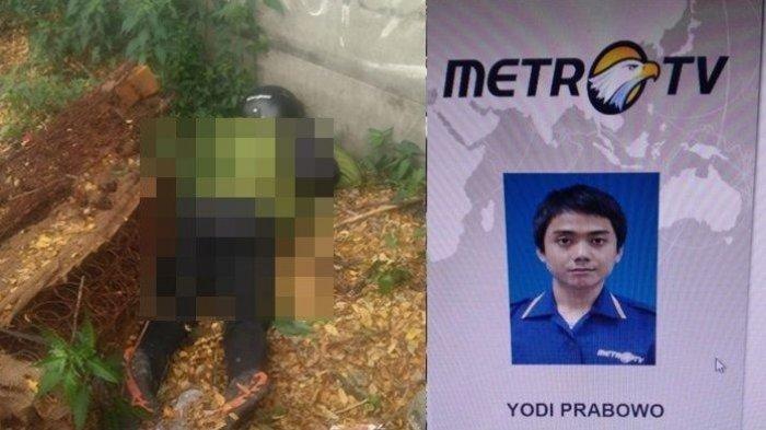 Polisi Sudah Telusuri Rute Pulang dari Kantor Hingga TKP, Kasus Kematian Yodi Prabowo Masih Misteri