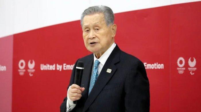 Yoshiro Mori Ketua Olimpiade Tokyo Mundur Karena Pernyataannya Yang Seksis Terhadap Perempuan