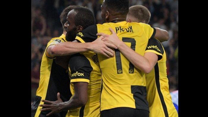 Gawat, Young Boys vs Manchester United 1-1, Unggul Jumlah Pemain, Tuan Rumah Balik Menekan MU