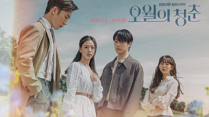 Lee Do Hyun, Go Min Si, Lee Sang Yi, dan Geum Sae Rok Terjerat Cinta di Youth of May