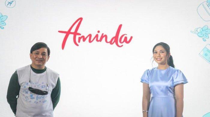 Nyanyikan Dua Centang Biru Garapan Yovie Widianto, Aminda Tandai Kiprah di Industri Musik Indonesia