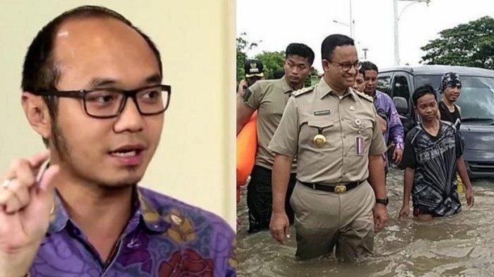 Yunarto Wijaya Sindir Anies Baswedan Soal Banjir: Silahkan TikToknya Dilanjutkan