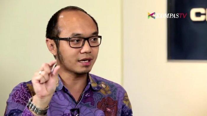 Yunarto Wijaya pimpinan Charta Politika