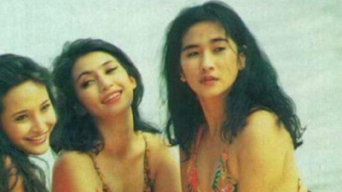 Yurike Prastika ketika masih muda.