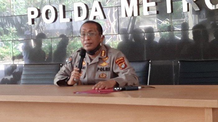 Polda Metro Jaya Minta kepada Seluruh Warga DKI Jakarta Salat Idul Fitri di Rumah Masing-masing