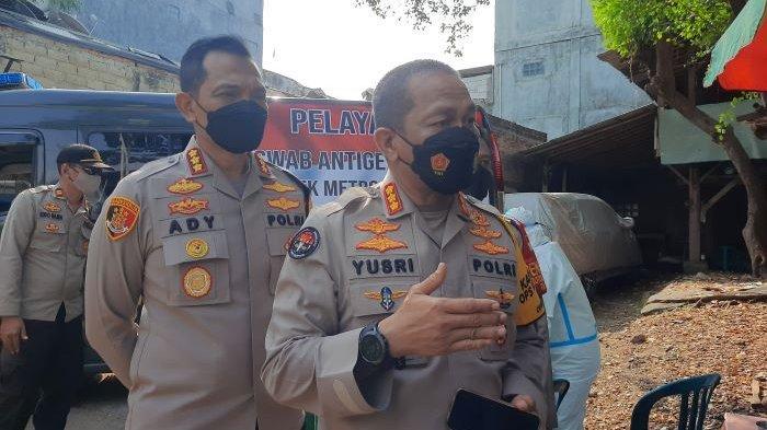 1.000 Pemudik Tes Antigen di Posko Penyekatan Bekasi 4 Orang Positif, Polda Metro Jaya Imbau Hal Ini