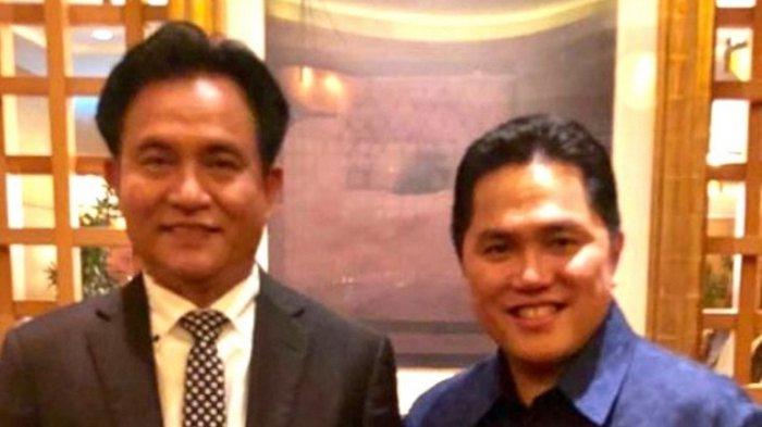 Yusril Ihza Tantang Prabowo Subianto Sumpah Pocong Gara-gara Ini