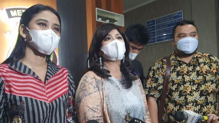 Yuyun Sukawati Ketakutan Dipelototi oleh Fajar Umbara Saat di Kantor Penyidik Polres Tangsel