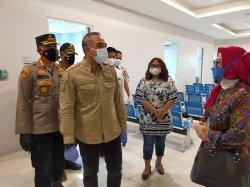 Ahmed Zaki Iskandar Fokus di Pasar Kemis karena Zona Merah Penyebaran Covid-19 Kabupaten Tangerang