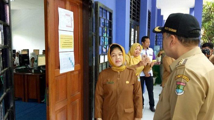UNBK di Tangerang Terkendala Keterbatasan Komputer dan Jaringan Internet yang Lemah